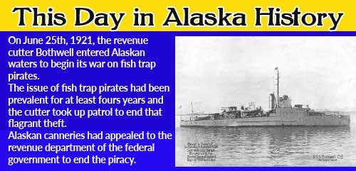June 25th, 1921