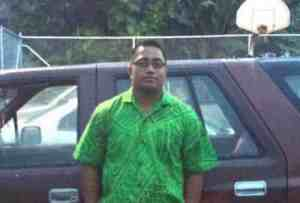 27-year-old Junior Leota. Image-FB Profiles