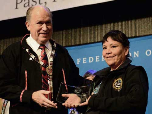 Three Alaska Women earn 2018 Shirley Demientieff Award