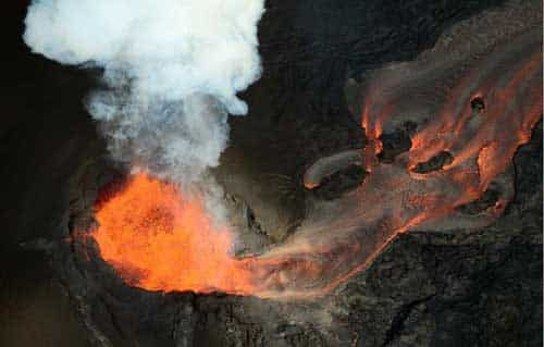 Kilauea Volcano Provides Hot Research Opportunities