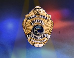 Trroopers Respond to Vehicle Accident with Man Rolling around in Middle of the Road in Soldotna