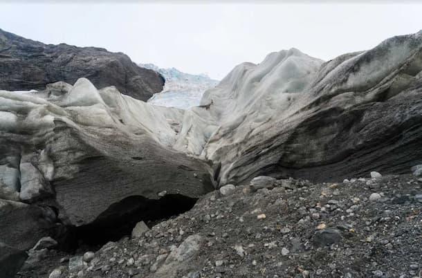 Mendenhall Glacier. Credit-Molly Tankersley/Alaska Coastal Rainforest Center