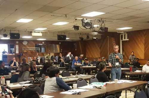 First Bering Straits, Norton Sound Resiliency Workshop Held in Nome