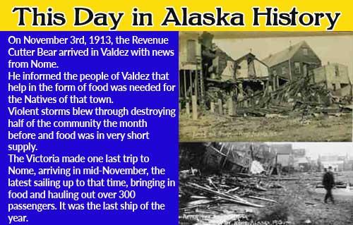 November 3rd, 1913
