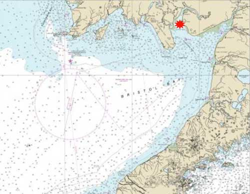 Investigation Underway into Sinking of Fishing Tender in Bristol Bay