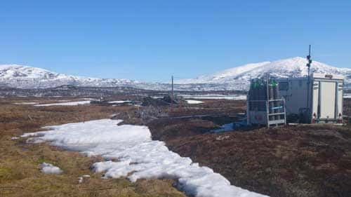 Thawing Permafrost Microbiomes Fuel Climate Change