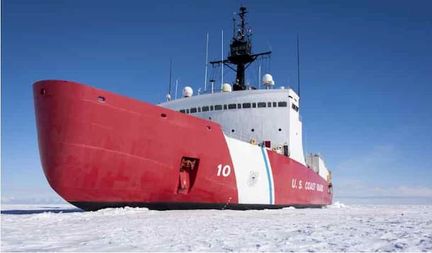 Nation's Sole Heavy Icebreaker to Deploy to the Arctic This Winter