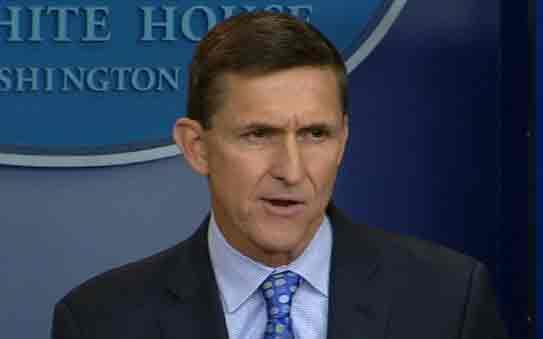President Pardons Former Adviser Michael Flynn