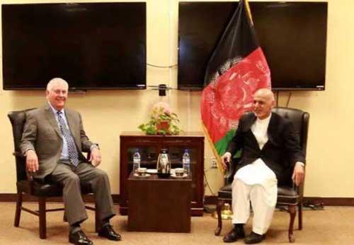 Pakistan Mocks US Military Mission in Afghanistan
