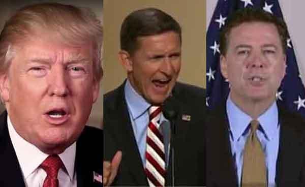 Trump Leaves Open Pardon Possibility for Flynn