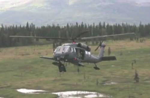 Alaska Guardsmen Rescue Bear-attack Victim Near Galena