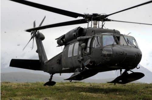 Alaska Army Guardsmen Rescue Three after Plane Crash near St. Mary's