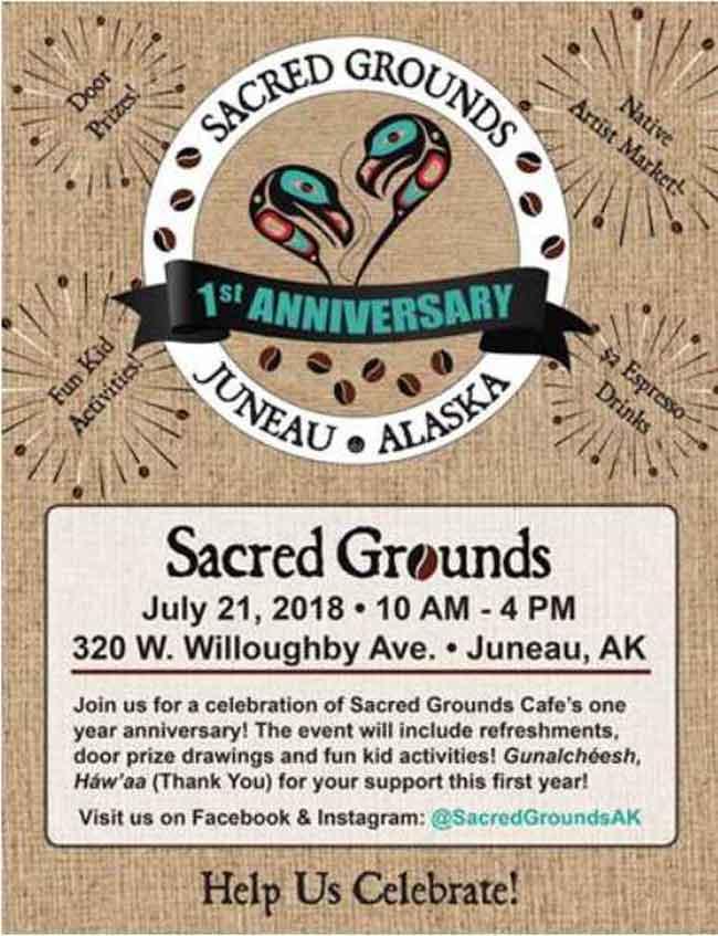 Sacred Grounds Celebration