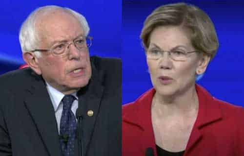 Sanders, Warren Among 2020 Candidates to Address Native Americans