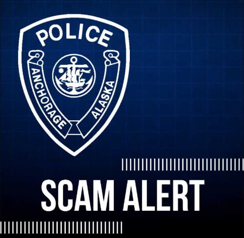 SCAM ALERT – Police are NOT calling citizens for payment