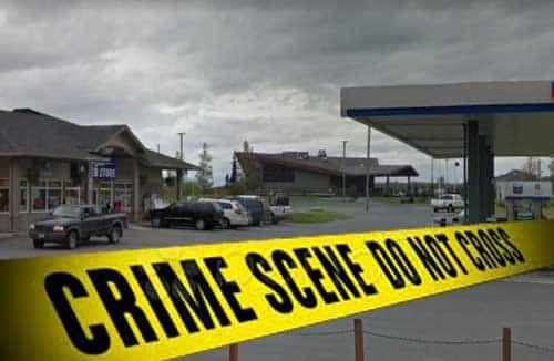 Settler's Bay Gas Station Armed Robber Apprehended