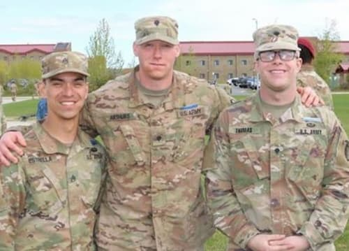 U.S. Army Alaska Soldier Dies