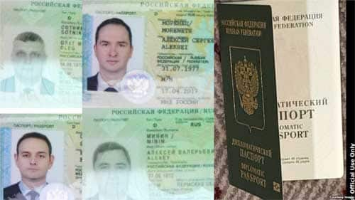 How a Blunder Unmasked 305 Russian GRU Agents