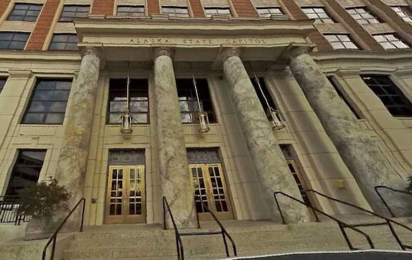 State Capitol re-opens to Alaskans effective immediately