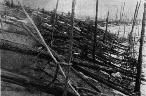 Century-Old Blast still a Mystery