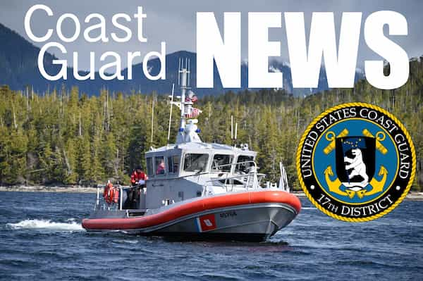 Coast Guard Seeks Information After Laser Strike Hits Ketchikan Boat Crew