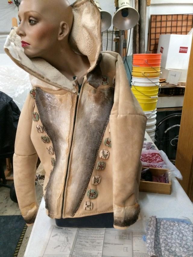 Object Runway Coat