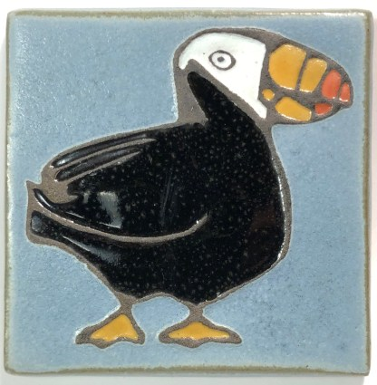 "4"" Tufted Puffin"