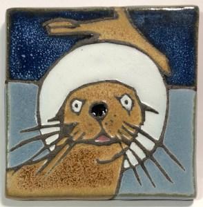 """4"""" Seal Moon"""
