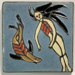"4"" Sedna Art Tile"