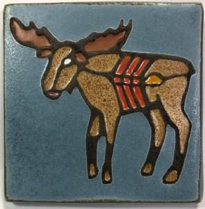 "4"" moose, xray style"