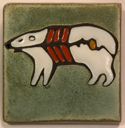 "4"" Polarbear"