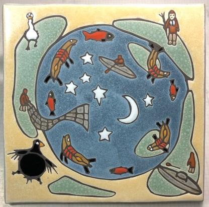 """12"""" Sea World Tile"""