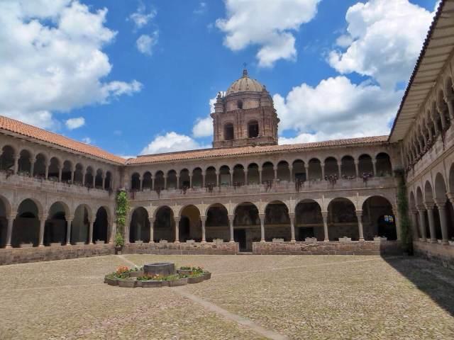 Santo Domingon sisäpiha