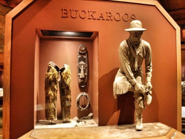 Kaikki cowboy-lajit oli esitelty perinpohjaisesti.