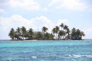 Smithsonian Marine Research Center Near Tabacco Caye, Belize