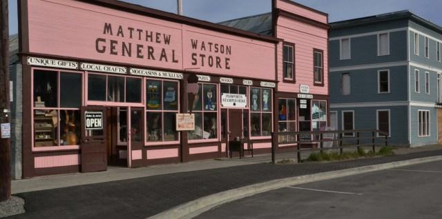 Carcross General Store