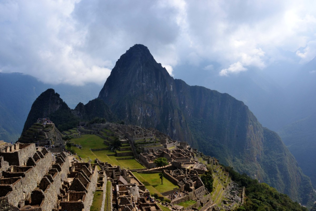 Visiting Machu Picchu and Battling Mother Nature