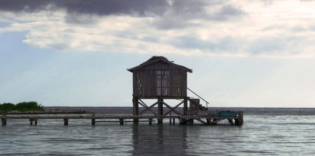 Tobacco Caye Dock