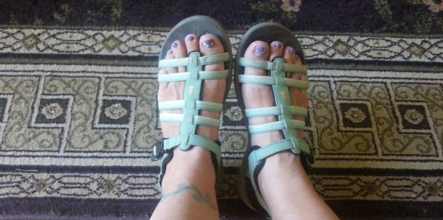 Ahun Sandals