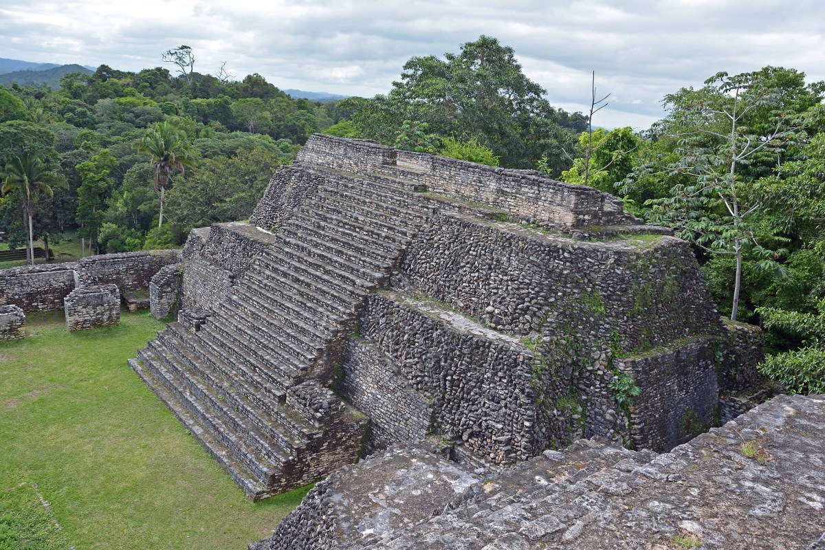 Additional Military Presence at Caracol