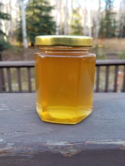 6 oz. hex jar