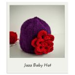 Jazz Baby Hat