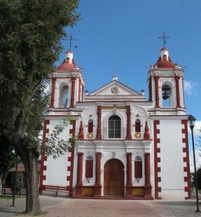 Church in Santa Ana