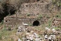 Hacienda passageway