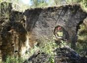 Walls of the Hacienda