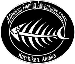 Alaskan Fishing Adventures ~ Ketchikan fishing trips and oceanfront lodging.