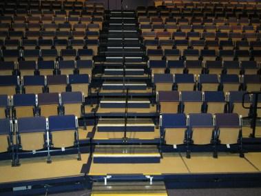 Thunder Mountain Theater Seating