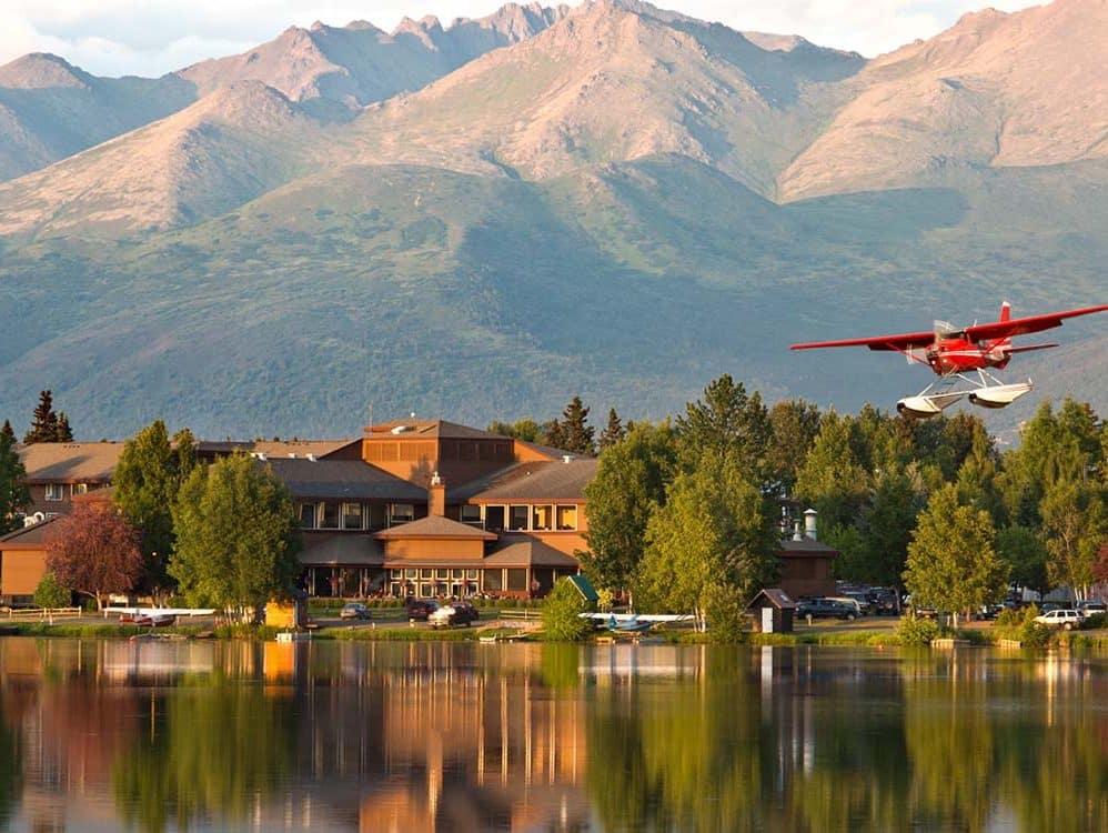 Anchorage Alaska hotel
