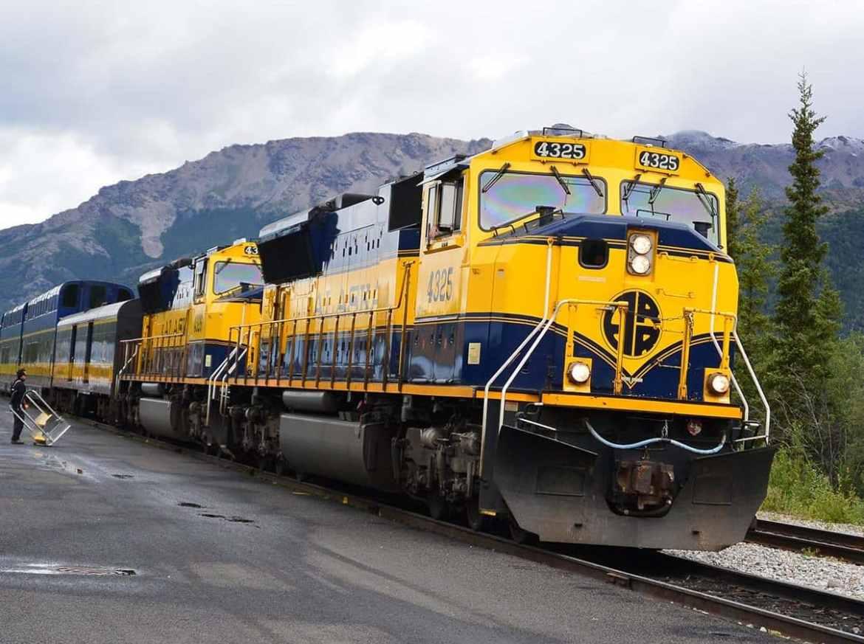 Alaska Railroad adventure