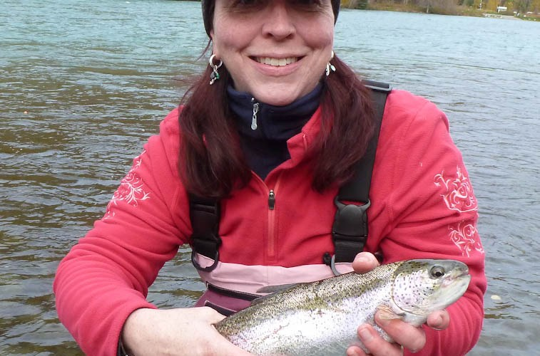 Healing Waters nurtures injured veterans through flyfishing